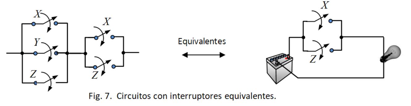 circuitos equivamentes